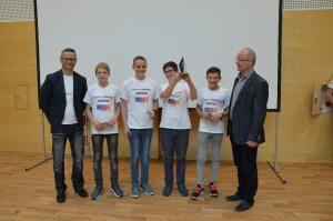 1.Platz NMS Taiskirchen